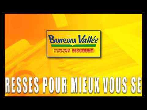 Spot TV Produits BUREAU VALLEE Sept 2010 YouTube