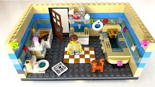LEGO САМОДЕЛКА #7 / Ванная / Bathroom