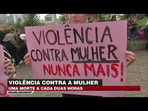 A cada duas horas, uma mulher morre no Brasil