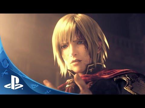 Final Fantasy Type-0 HD -- PAX Trailer | PS4