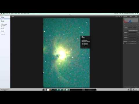 Sony a5100 semi-live testing Orion Nebula & Jupiter