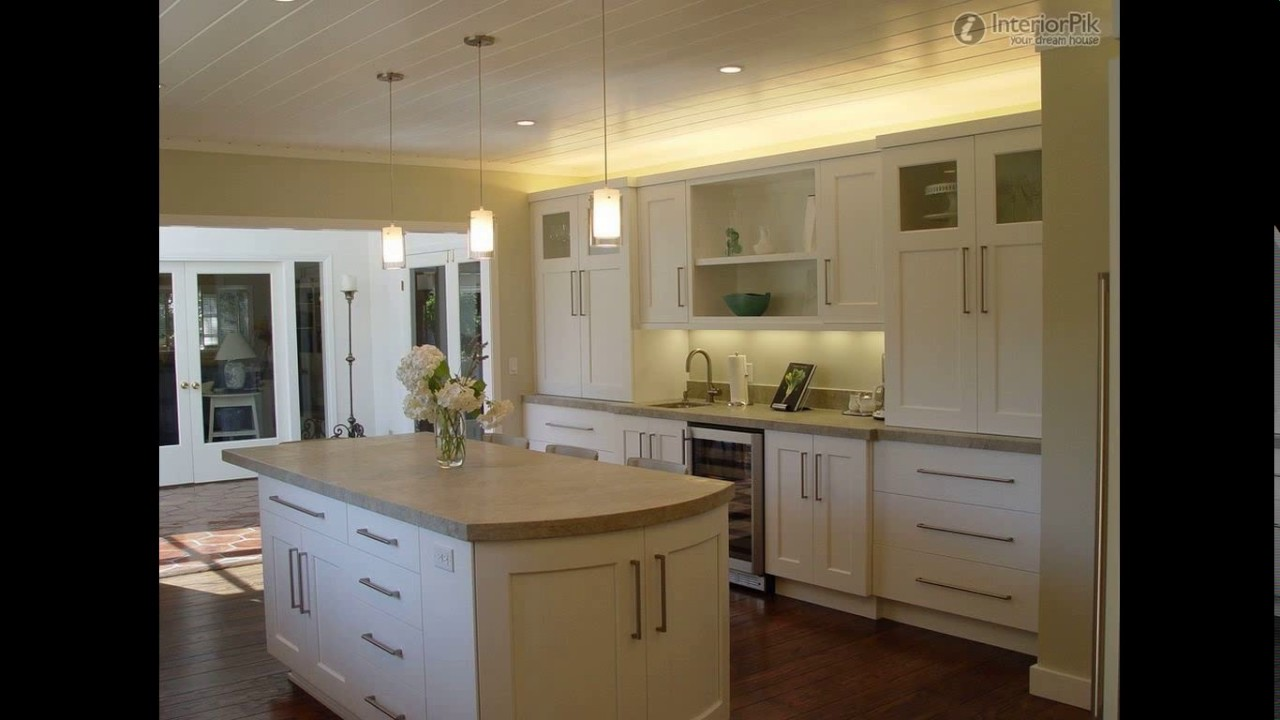 Simple Open Kitchen Designs Youtube