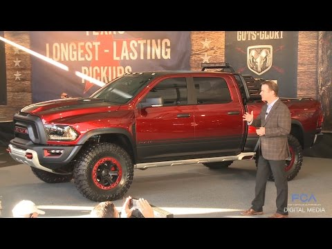 Ram Truck Press Conference - 2016 State Fair of Texas (Full)