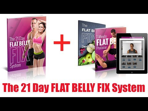 21-day-flat-belly-fix-review-&-bonus