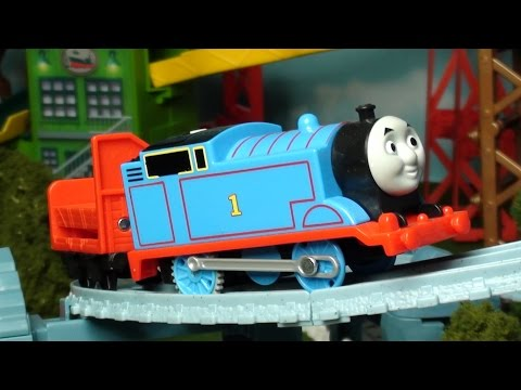 Thomas & Friends Track Master Mad Dash On Sodor Set (with Crashes)