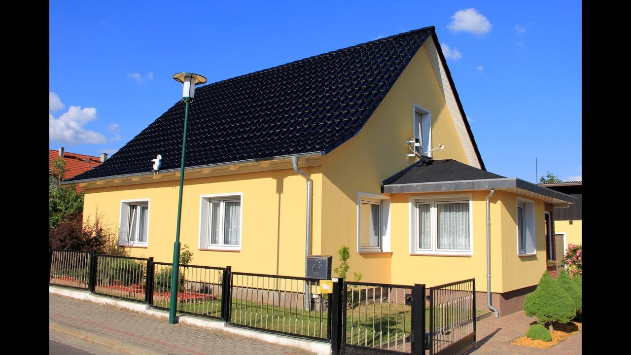 Horn Immobilien Verkauft Haus In Pampow Bei Löcknitz Youtube