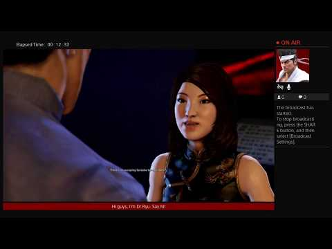 Wing Chun Master tackles Dates, Karaoke, and Thugs (Sleeping Dogs [PS4])