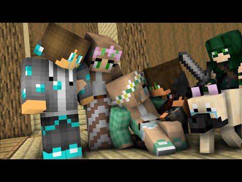 Diamond Man Life 37 - Minecraft Animations