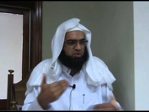 Laylat Al-Qadr - I`tikaf  10 Days Of Ramadan 'English' By Imam Ahmed Qazi