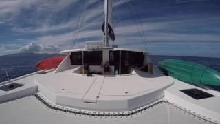 Yacht Life, Bora Bora, French Polynesia