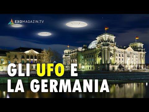 Gli UFO e la Germania: Cosa sanno l'esercito e il governo? (Robert Fleischer in San Marino 2019)