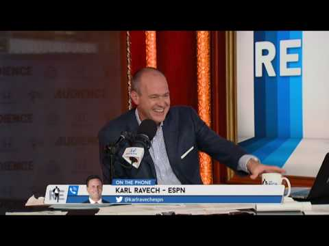 ESPN's Karl Ravech talks  about the funnier side of Terry Francona (10/26/16)