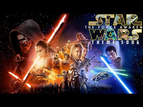 Star Wars : The Force Awakens // Theme Song (Original) - Friends of Enemies