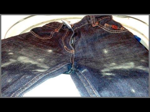 Как отстирать плесень с одежды в домашних условиях