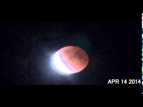 Eclipse Las Vegas >> Lunar Eclipse 4 14 2014 100x From Las Vegas Nv