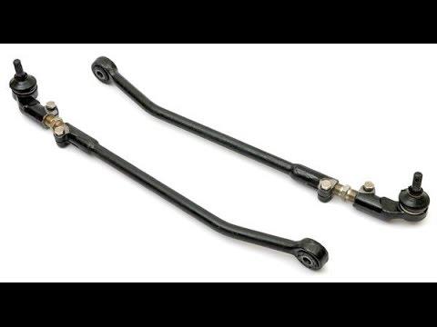 замена рулевых наконечников и рулевой тяги на ВАЗ 2110, 2111, 2112