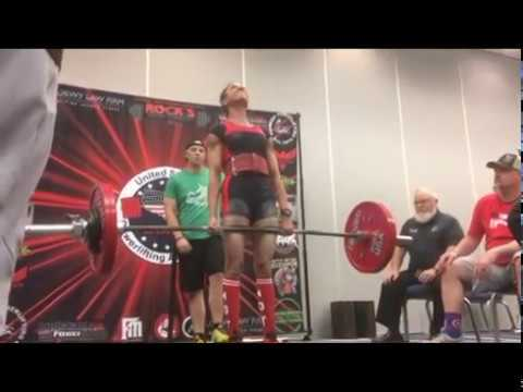 Powerlifting Deadlift Command