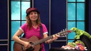 Three Little Fishies - Music With Sarah Gardner