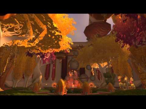 The Burning Crusade Music - Magister's Terrace