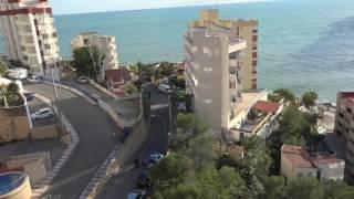 Испания, Бенидорм, квартира 3 спальни в комплексе Cala Blanca с парковкой, вид на море(, 2017-01-25T06:13:00.000Z)