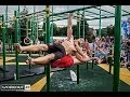 BEST STREET WORKOUT EXPLOSIVE MOVES 2017 (HD)