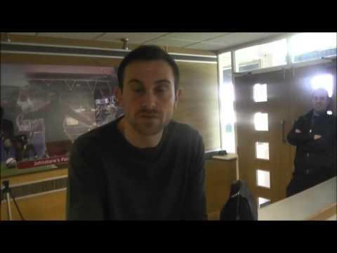 Matt Sparrow interviews Paul Hayes