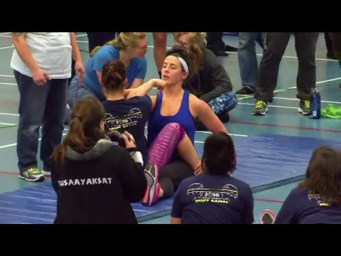 AWG2016 Inuit Games / Arctic Sports 09.03.2016 part 13