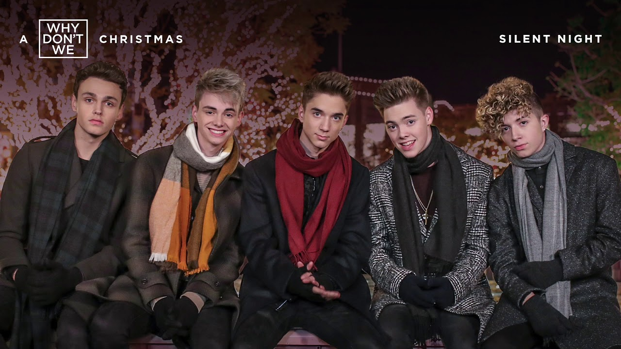 Why Don't We - Silent Night (Official Audio) - YouTube