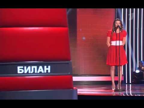 Видео: Голос 3 сезон - Виктория Черенцова Шопен