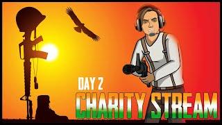 CHARITY STREAM II PULWAMA ATTACK|| DAY 2  || JACK SHUKLA LIVE