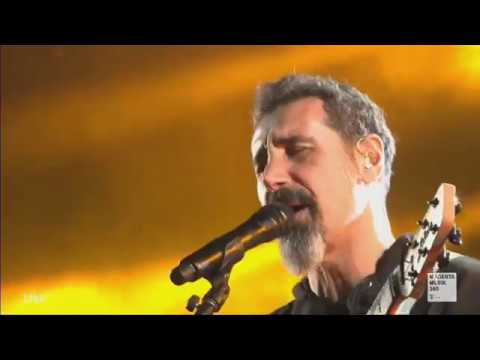 System Of A Down | Rock am Ring 2017 | FULL CONCERT | 1080p