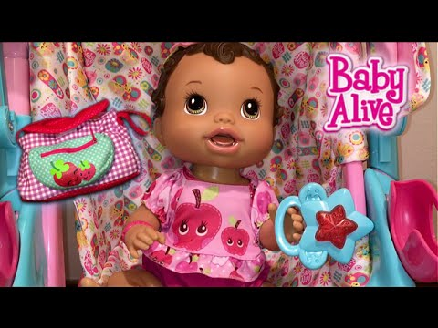 How To Make Baby Alive Doll Peas Food Packet Doovi