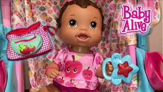 What I Pack in My Baby Alive Baby All Gone Doll's Diaper Bag!