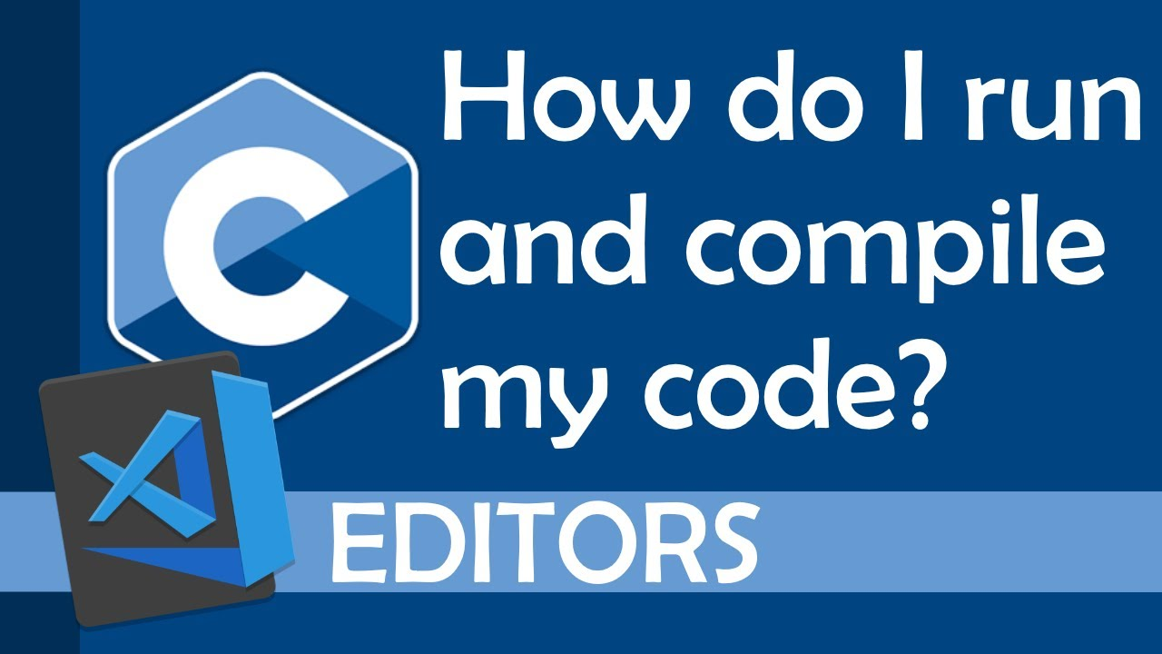 How do I run and compile my C code?
