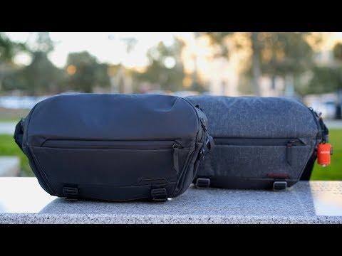My FAVORITE Everyday Camera Bag! - Peak Design Sling 10L Review for Mirrorless Hybrid Users