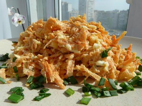 Диетические салаты с креветками