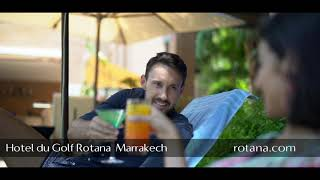 Hôtel du Golf Rotana Palmeraie, Marrakech - Morocco