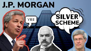JP Morgan & Silver: The Price Management Scheme Continues - Ed Steer