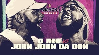 O RED VS JOHN JOHN DA DON RAP BATTLE | URLTV