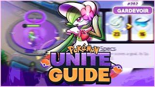 UN NOUVEAU CHAMPION ! : GUIDE GARDEVOIR - Pokemon Unite
