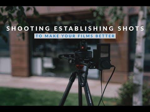 Shooting ESTABLISHING SHOTS to make your film more engaging   Move with Rhino - Ep17