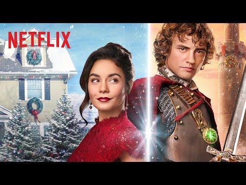 Vanessa Hudgens W Filmie Swiateczny Rycerz Oficjalny Zwiastun Netflix Youtube