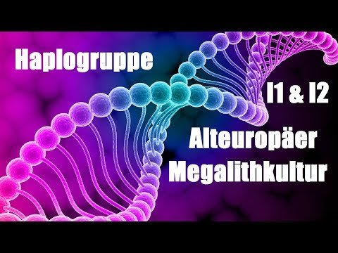 Haplogruppe I/I1/I2 - Alteuropäer & Megalithkultur