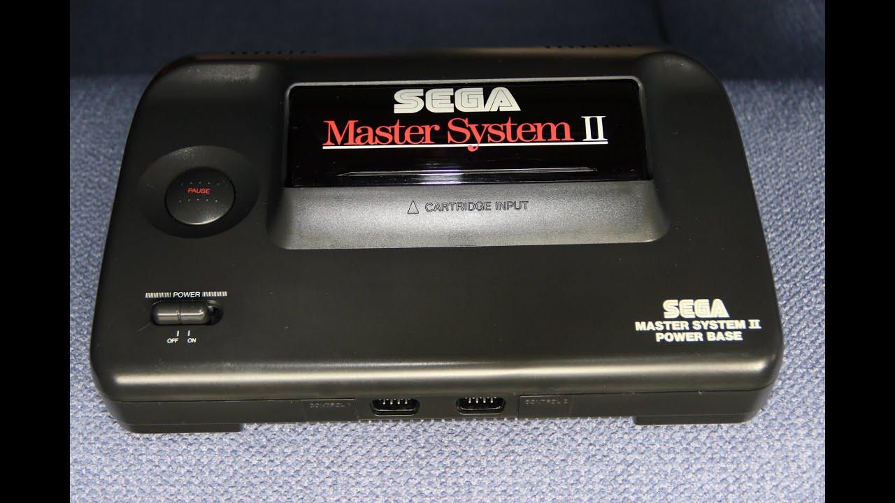 Como limpiar sega master system 2 youtube - Console sega master system 2 ...