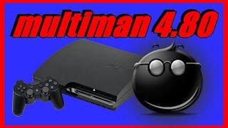 multiman 4.80 funcionando