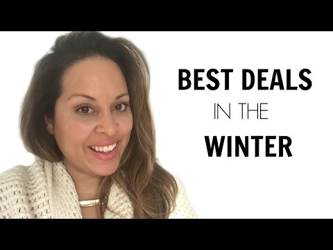 Best Deals in the Winter | Lisa in the city Vlog