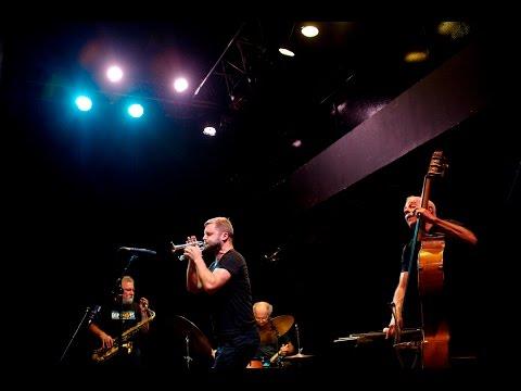 EVAN PARKER / BARRY GUY / PAUL LYTTON + PETER EVANS  @ Festival Météo, 2015