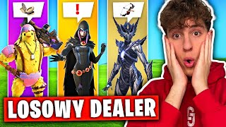 LOSOWY DEALER w Fortnite Sezon 6