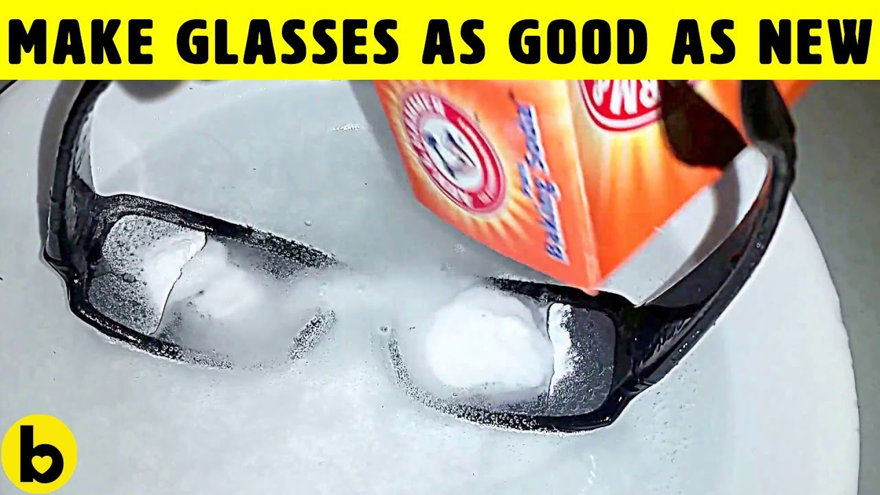 10 Ways To Remove Scratches From Eyeglasses Youtube