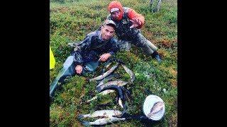 Ямал ,Ноябрьск.хорошая рыбалка на спиннинг щука,окунь.